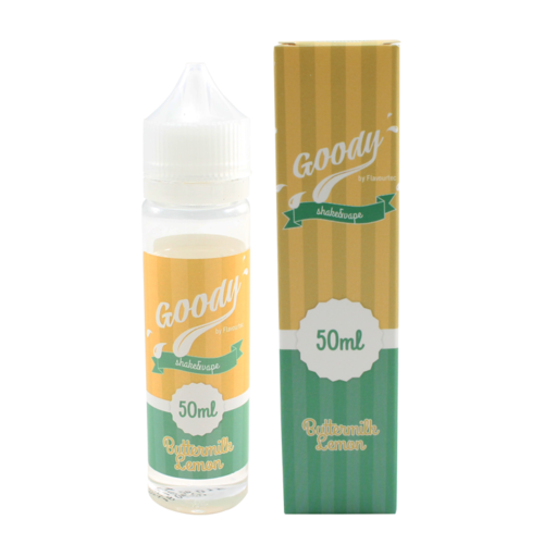 Buttermilk Lemon - Goody Flavourtec (Shortfill) (Shake & Vape 50ml)