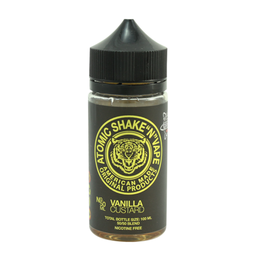 Vanilla Custard - Atomic (Shortfill) (Shake & Vape 50ml)