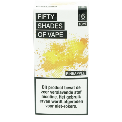 Pineapple - Fifty Shades of Vape