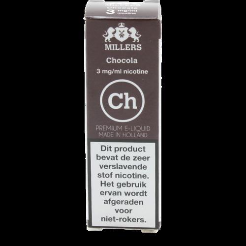 Schokolade - Millers Juice