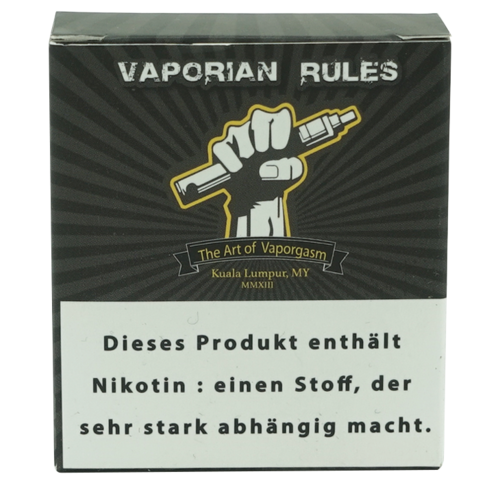 Naked13 - Vaporian Rules (3x10ml)