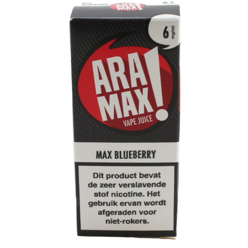 Max Blueberry - Aramax