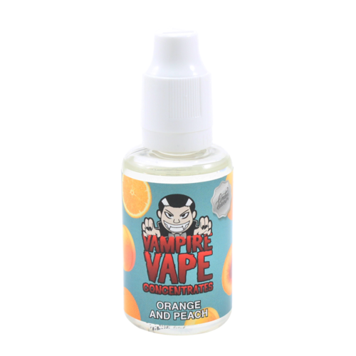 Orange and Peach (MHD) - Vampire Vape (Aroma)