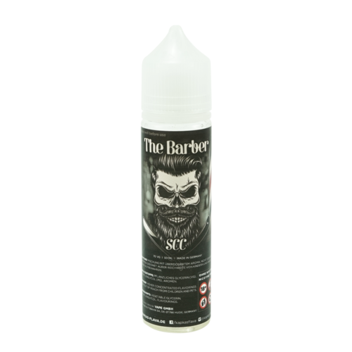 SCC - The Barber (Shortfill) (Shake & Vape 50ml)