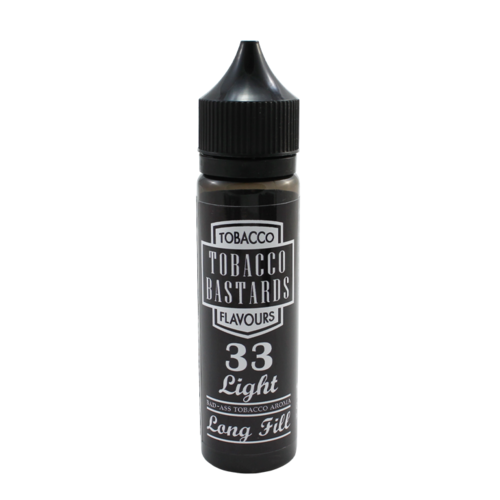 NO. 33 Light - Tobacco Bastards (Longfill) (Aroma)