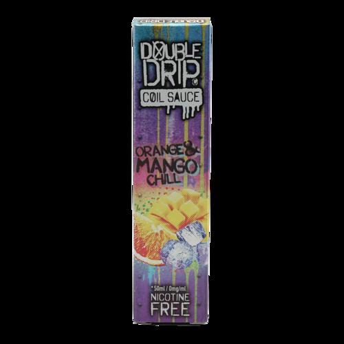 Orange & Mango Chill - Double Drip (Shortfill) (Shake & Vape 50ml)