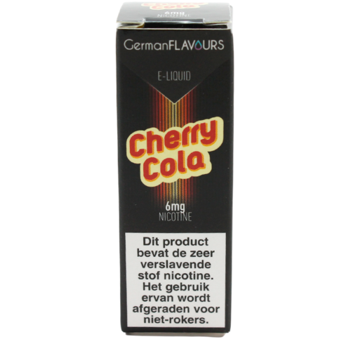 Cherry Cola - German Flavours