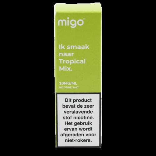 Tropical Mix (Nic Salt) - Migo
