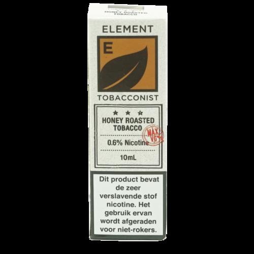 Honey Roasted Tobacco - Element e-Liquids TOBACCONIST Dripper