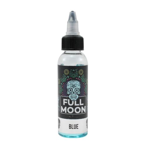 Blue - Full Moon (Shortfill) (Shake & Vape 50ml)