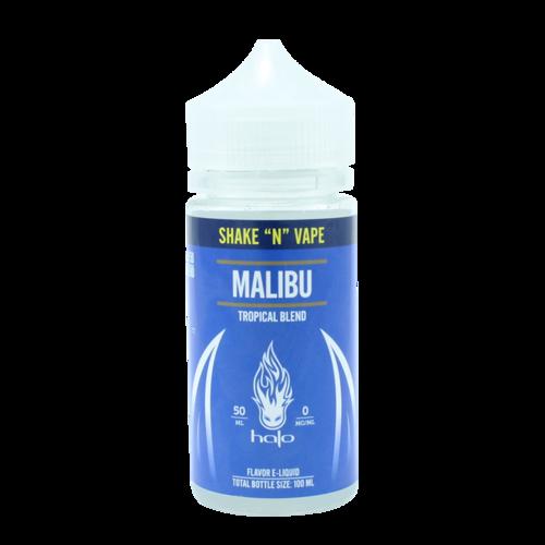 Malibu Menthol  - HALO (Shortfill) (Shake & Vape 50ml)
