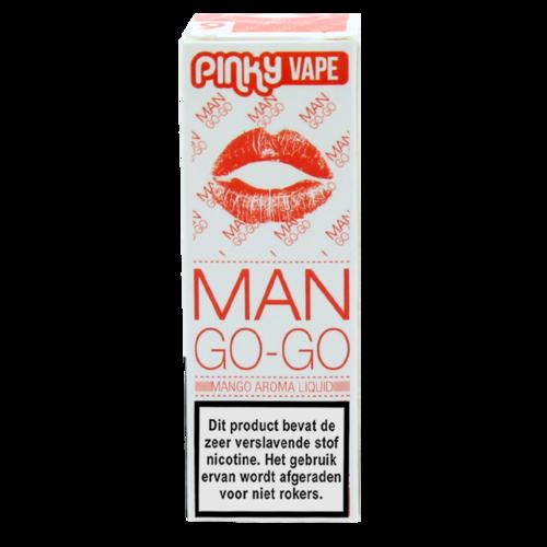 Man Go-Go - Pinky Vape