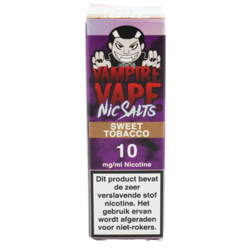 Sweet Tobacco (Nic Salt) - Vampire Vape