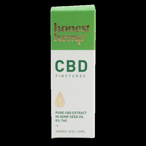 CBD Tinctures - Honest Hemp (HS CBD Öl)