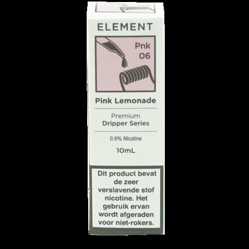 Pink Lemonade - Element e-Liquids DRIPPER Series