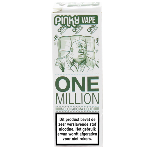 One Million - Pinky Vape