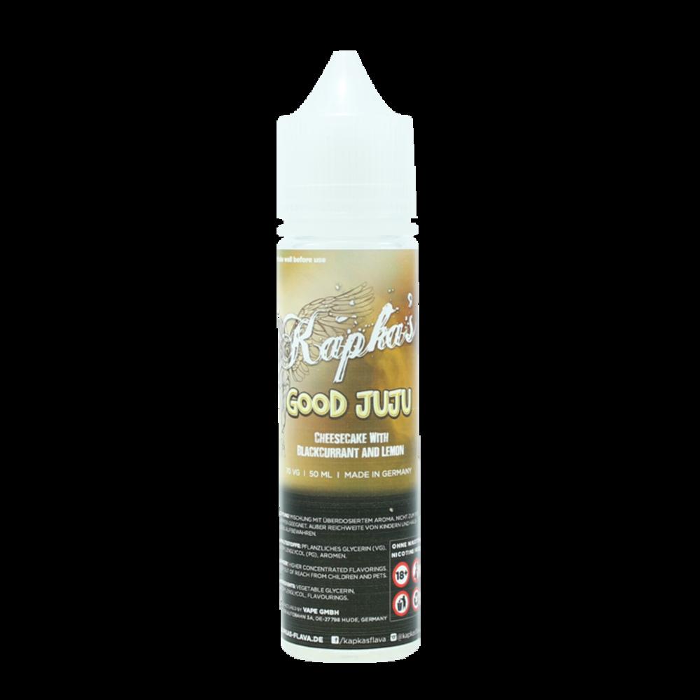 Good JuJu - Kapka's Flava (Shortfill) (Shake & Vape 50ml)