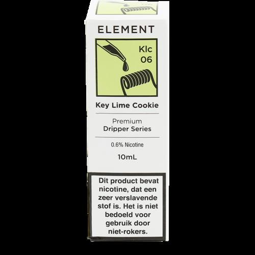 Key Lime Cookie - Element e-Liquids DRIPPER Series