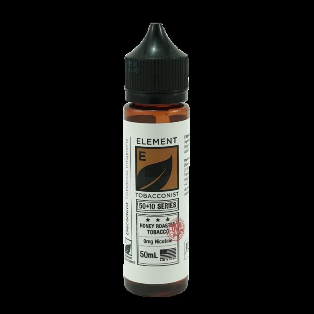 Honey Roasted Tobacco - Element e-Liquids TOBACCONIST dripper (Shake & Vape 50ml)