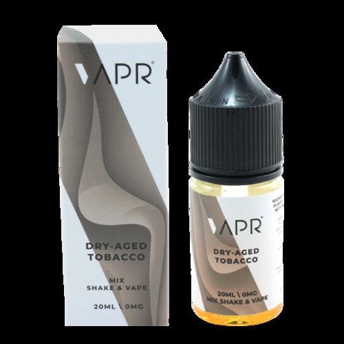 Dry Aged Tobacco - VAPR (Shortfill) (Shake & Vape 20ml)