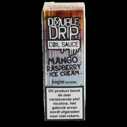 Mango Raspberry Ice Cream (High VG) - Double Drip