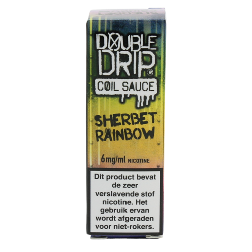 Sherbet Rainbow (High VG) - Double Drip
