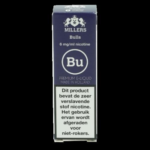 Bulls - Millers Juice