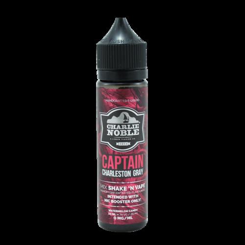 Captain Charleston Gray - Charlie Noble (Shortfill) (Shake & Vape 50ml)