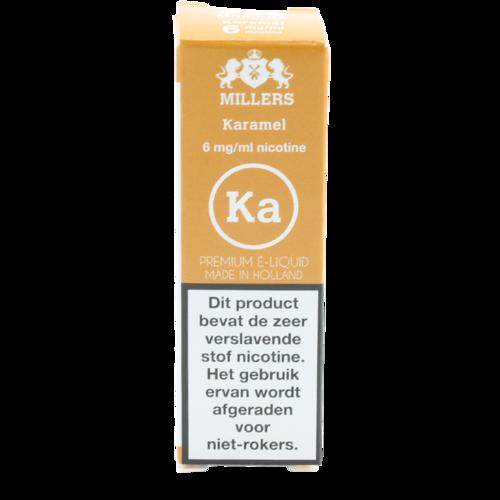Caramel (MHD) - Millers Juice