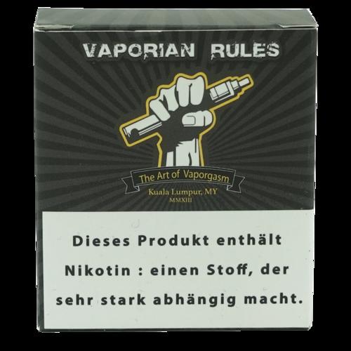 Charlie - Vaporian Rules (3x10ml)