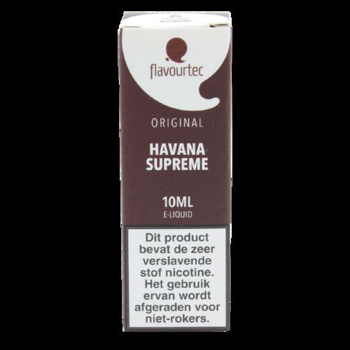 Havana Supreme - Flavourtec