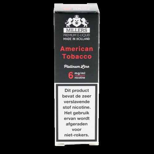 American Tobacco - Millers Juice