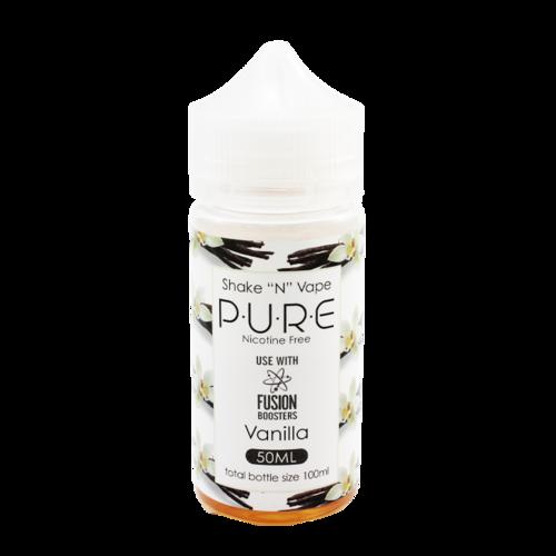Vanilla - Pure (Shortfill) (Shake & Vape 50ml)