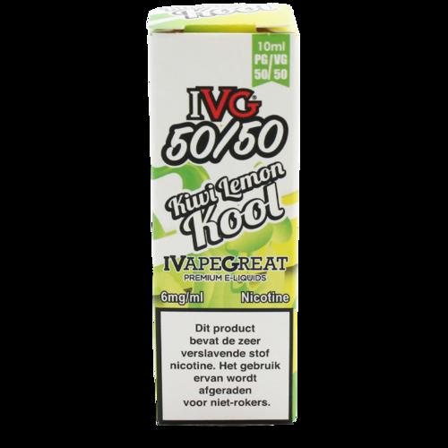 Kiwi Lemon Kool - IVG