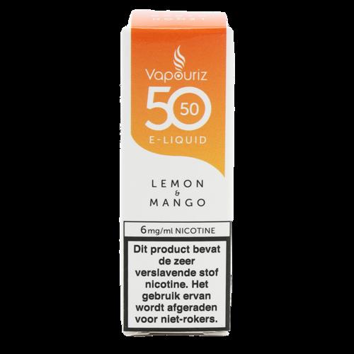 Lemon & Mango - Vapouriz