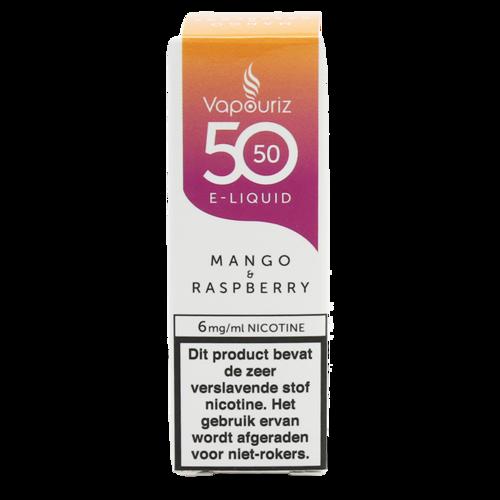 Mango & Raspberry - Vapouriz
