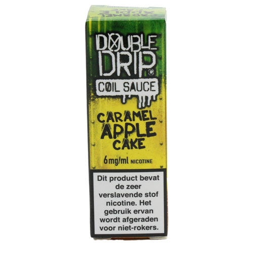 Caramel Apple Cake (High VG) - Double Drip