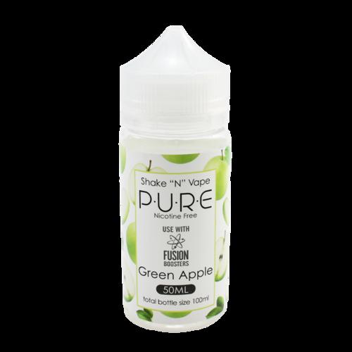 Green Apple - Pure (Shortfill) (Shake & Vape 50ml)