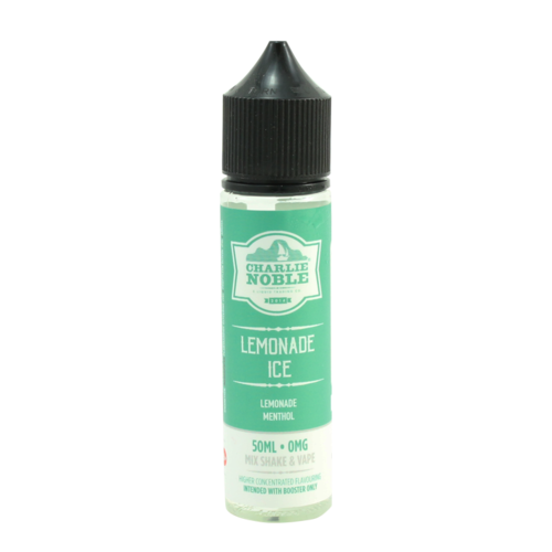 Lemonade Ice - Charlie Noble (Shortfill) (Shake & Vape 50ml)