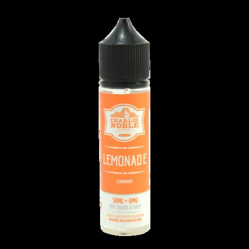 Lemonade - Charlie Noble (Shortfill) (Shake & Vape 50ml)