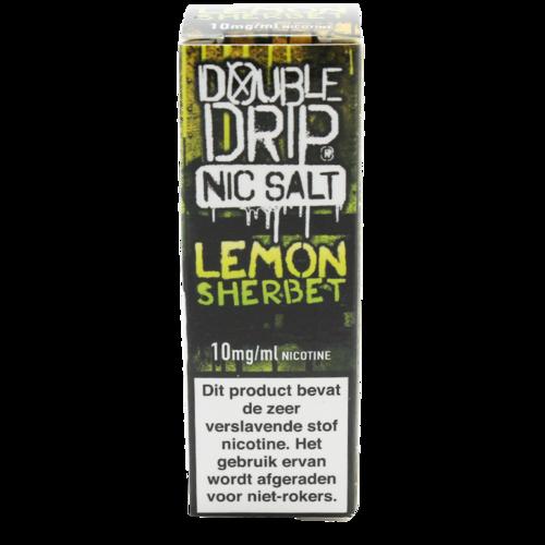 Lemon Sherbet (THT) (Nic Salt) - Double Drip