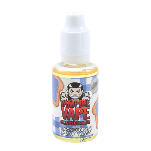 Blackcurrant Jam on Toast (MHD) - Vampire Vape (Aroma)
