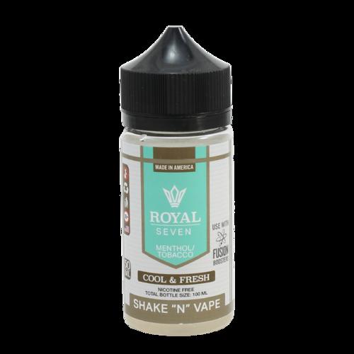 Cool & Fresh - Royal Seven (Shortfill) (Shake & Vape 50ml)