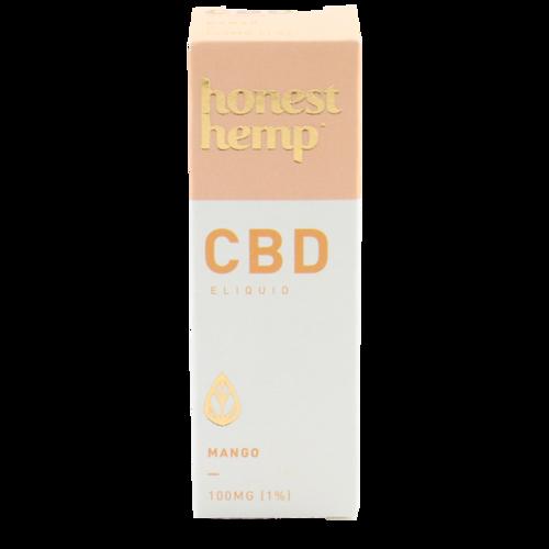 Mango - Honest Hemp (CBD e-liquid)