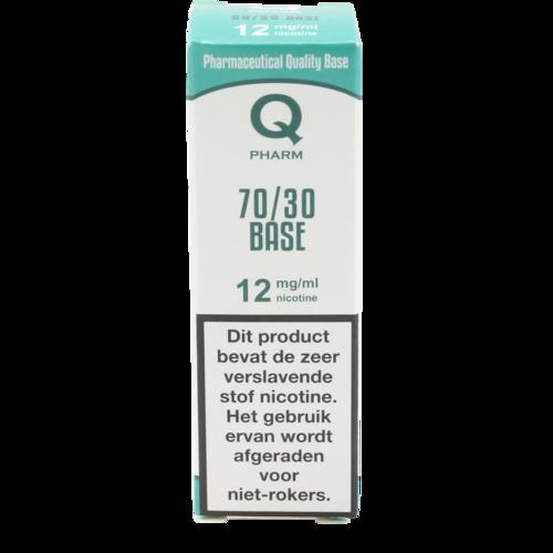 Qpharm Base 70%PG / 30%VG (10ml)