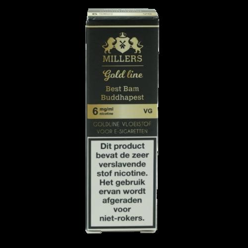 Best Bam Buddhapest 100%VG - Millers Juice