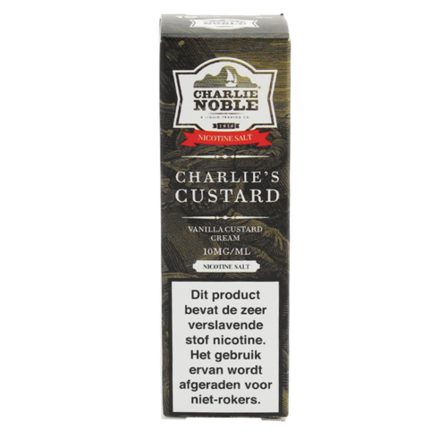 Charlie's Custard (Nic Salt) - Charlie Noble