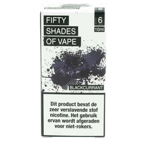 Blackcurrant - Fifty Shades of Vape